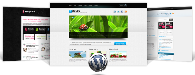 Templates o plantillas WordPress gratis